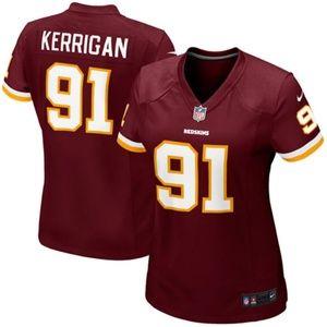 Women's Washington Redskins Ryan Kerrigan Jersey